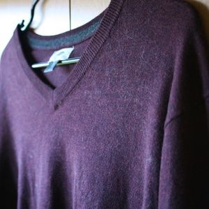 Purple Old Navy Sweater - Size Large